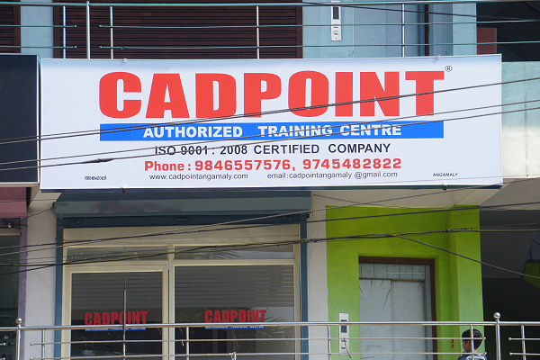 CADPOINT angamaly an Authorised training center at angamaly